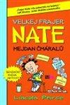 Obálka knihy Velkej frajer Nate - Mejdan čmáralů