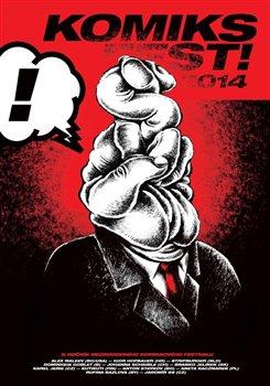 Obálka titulu KomiksFEST! 2014