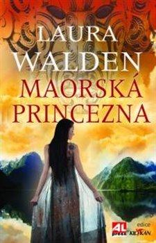 Obálka titulu Maorská princezna