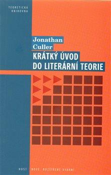 Obálka titulu Krátký úvod do literární teorie