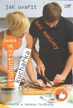 Obálka titulu Česká studentská kuchařka