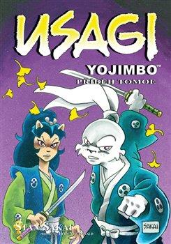 Obálka titulu Usagi Yojimbo 22: Příběh Tomoe