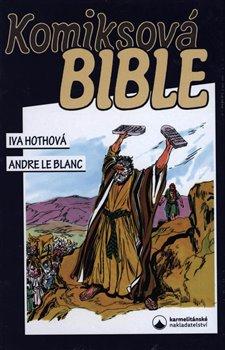 Obálka titulu Komiksová bible