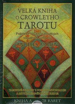 Obálka titulu Velká kniha Crowleyho Tarotu
