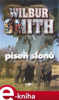 Obálka titulu Píseň slonů