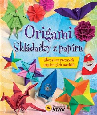 Origami - Skládačky z papíru:Slož si 52 různých papírových modelů - - | Booksquad.ink