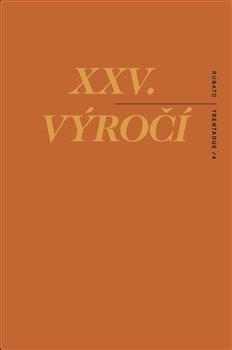 Obálka titulu XXV. výročí