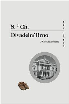 Obálka titulu Divadelní Brno