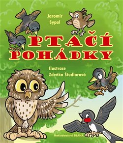 Obálka titulu Ptačí pohádky