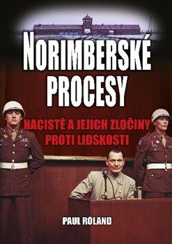 Obálka titulu Norimberské procesy