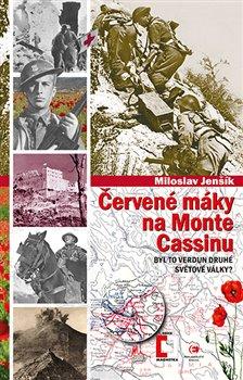 Obálka titulu Červené máky na Monte Cassinu