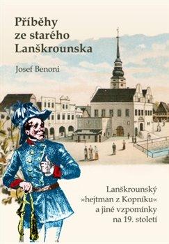 Obálka titulu Příběhy ze starého Lanškrounska