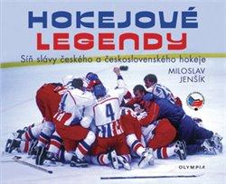 Obálka titulu Hokejové legendy
