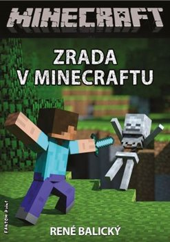 Obálka titulu Zrada v Minecraftu