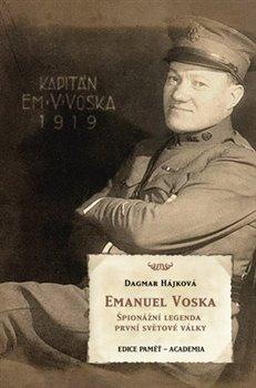 Obálka titulu Emanuel Voska