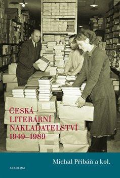 Obálka titulu Česká literární nakladatelství