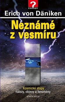 Obálka titulu Neznámé z vesmíru