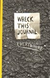 Obálka knihy Wreck This Journal Everywhere