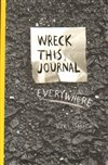 Obálka knihy Wreck This Journal Everywhere