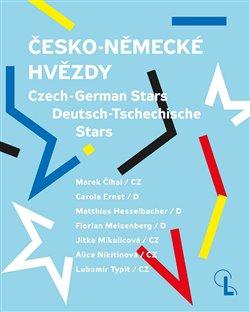 Obálka titulu Česko-německé hvězdy