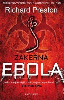 Obálka titulu Zákeřná ebola