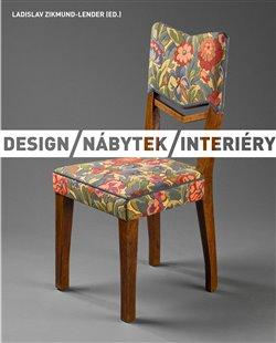 Obálka titulu Design/nábytek/interiéry