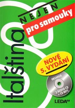 Obálka titulu Italština pro samouky + 2 CD