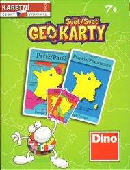 Geo karty svět