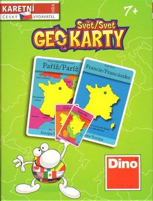 Geo Karty Svet Kosmas Cz Vase Internetove Knihkupectvi