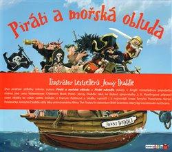 Obálka titulu Piráti a mořská obluda