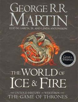 Obálka titulu The World of Ice and Fire
