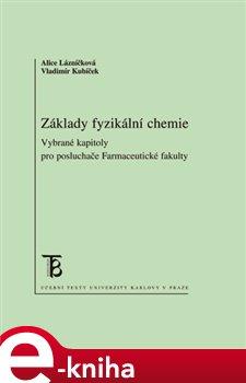 Obálka titulu Základy fyzikální chemie