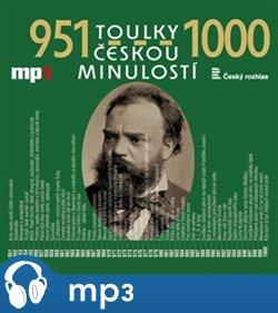 Obálka titulu Toulky českou minulostí 951-1000