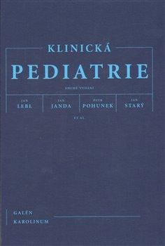 Obálka titulu Klinická pediatrie