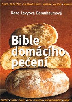 Obálka titulu Bible domácího pečení