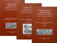 Vyobrazení měst a jiných lokalit v tiscích 16.–18. století (se vztahem k území České republiky)