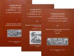 Obálka titulu Vyobrazení měst a jiných lokalit v tiscích 16.–18. století (se vztahem k území České republiky)