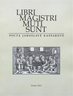 Obálka titulu Libri magistri muti sunt
