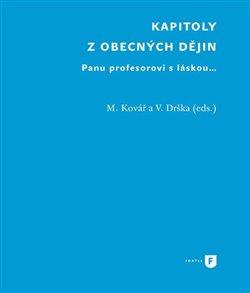 Obálka titulu Kapitoly z obecných dějin