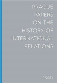 Prague Papers on History of International Relations 2014/1