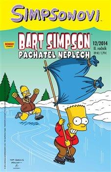 Obálka titulu Bart Simpson 16 (12/2014): Pachatel neplech