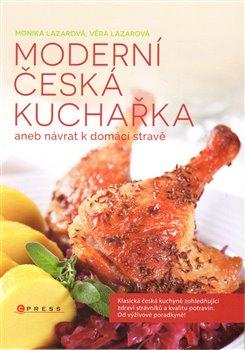 Obálka titulu Moderní česká kuchařka