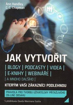Obálka titulu Jak vytvořit blogy