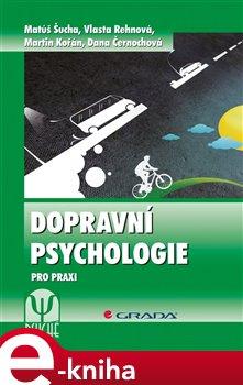 Obálka titulu Dopravní psychologie