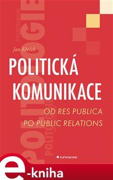 Obálka titulu Politická komunikace