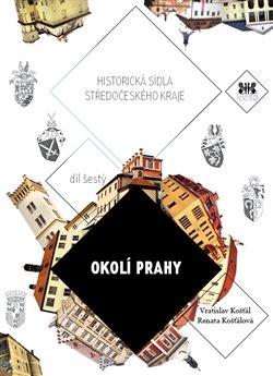 Obálka titulu Okolí Prahy