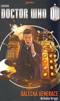 Obálka titulu Doctor Who: Dalecká generace