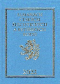 Obálka titulu Almanach českých šlechtických a rytířských rodů 2022