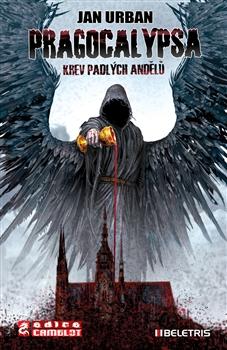 Obálka titulu Pragocalypsa – Krev padlých andělů