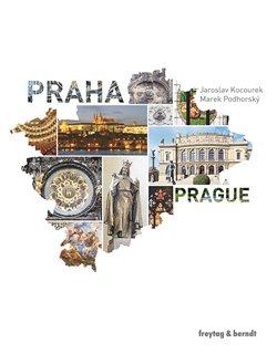 Obálka titulu Praha - Prague